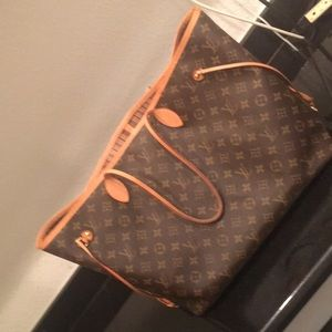 GM Neverful Louis Vuitton Handbag